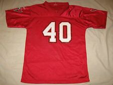 Tampa Bay Buccaneers Jersey Youth Large or Very Small Adult Mike Alstott BUCS