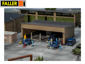 Faller Military H0 144104 Fahrzeugunterstand - NEU + OVP