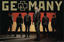 RAMMSTEIN POSTER GERMANY BANDPICTURE