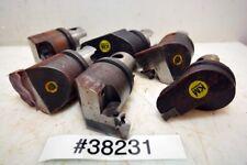1 Lot of Kennametal KM Modular Boring Heads (Inv.38231)