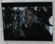 """A1107NCTR  Nic Cage signed """"The Rock"""" signed 14 x 11 Photo Certified Authentic"""