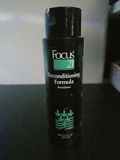 1 NEW Focus21 Reconditioning Formula - 12oz - VHTF!! - RARE!!! (Shelf 4)