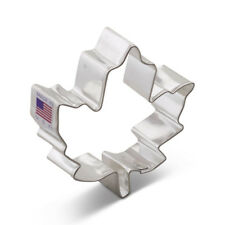 Ann Clark Maple Leaf Cookie Cutter, 3 1/8""