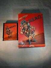 Atari 2600 game: hero h.e.r.o Activision box