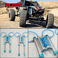 RCRUN Metal Front Rear Shock Absorbers For Axial RR10 90048 90053 RC Truck Car