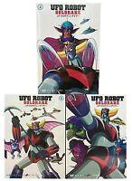 19 Dvd x 3 Box Set UFO ROBOT - GOLDRAKE di Go Nagai collezione serie completa