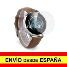 Cristal Templado UNIVERSAL para RELOJES 38 mm  Protector Pantalla Reloj a3996