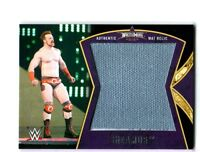 WWE Sheamus 2014 Topps Road To WrestleMania 30 Event Used Mat Ring Relic Card