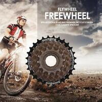 MTB Mountain Road Bike Freewheel Bicycle Flywheel Cog Metal Cassette Sprocket