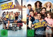 2 DVDs * FACK JU GÖTHE / FUCK YOU GÖTHE 2 + 3 IM SET # NEU OVP +