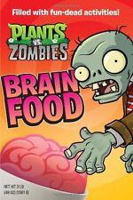 Plants vs. Zombies: Brain Food by Brandon T. Snider