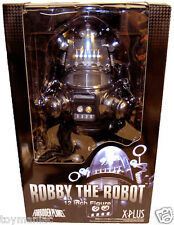 "X-Plus Robby the Robot Forbidden Planet PVC/ABS 13 5/8"" Articulated Figure Japan"
