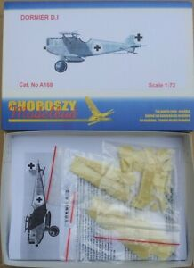 A168 - DORNIER D.I- Choroszy Modelbud-1/72