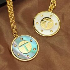 Tory Burch Gold T Logo Necklace &  Free Shipping