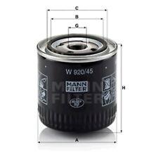 Mann Oil Filter Spin On For Ford Mondeo 2.5i 24V 2.5 24V 2.5 ST 200 2.5 V6 24V
