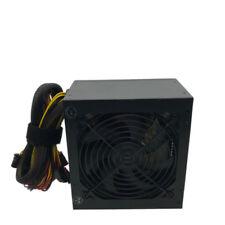 Brand New 680W 20+4-pin ATX Black Power Supply w/SATA & PCIe & 120mm Fan