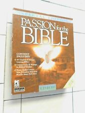 Full Version Passion For The Bible Map Special Edition For Windows CD Rom