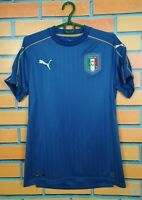 Italy Italia Jersey 2016 2017 Home SMALL Shirt Football Soccer Puma