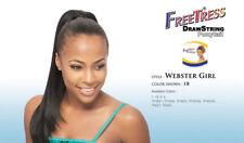 Webster Girl Freetress Cordón Recto Cola de Caballo Sng