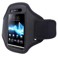 Étuis, housses et coques transparents en néoprène pour téléphone mobile et assistant personnel (PDA)