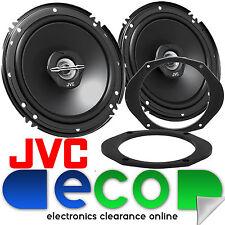 """Mazda 6 2002 - 2007 JVC 6.5"""" 16cm 600 Watts Front Door Car Speakers Upgrade Kit"""