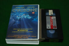 CYCLONE fred olen ray  VIDEO VHS  deleted video rare