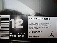 Nike Air Jordan XI 11 Retro US 12 72-10 46 cm