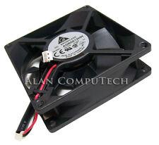 Delta 12v DC 0.30a 4in-long 2-Wire 2-Pin 80x25mm FAN
