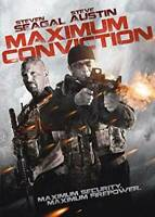 Maximum Conviction - DVD - VERY GOOD