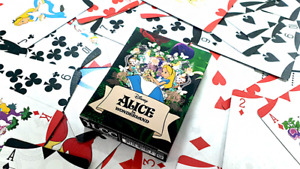 Alice in Wonderland Deck by JL Magic Playing Cards