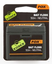 Fox Edges NEW Carp Fishing Bait Floss - Neutral *For Tying On Pop Ups*