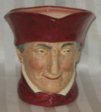 """Royal Doulton THE CARDINAL Large Toby Mug """"A"""" Mark"""