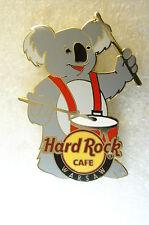 WARSAW,Hard Rock Cafe Pin,GRAY KOALA,LE Special Event