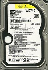 WESTERN DIGITAL RAPTOR 74GB WD740GD-50FLA1 DCM: HBCAJAB