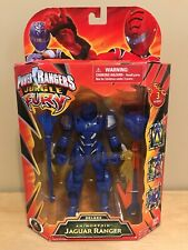 POWER RANGERS Jungle Fury Animorphin Jaguar Ranger DELUXE Figure BANDAI 2008 New