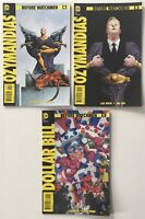 Before Watchmen Dollar Bill #1 and Ozymandias #s 4 and 5 Lot of 3 DC Comics 2013