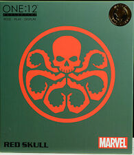 Mezco Exclusive One:12 Collective Marvel Red Skull