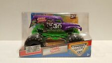 Monter Jam 1 24 Scale SPECTRAFLAME PURPLE GRAVE DIGGER 30th Anniversary Diecast