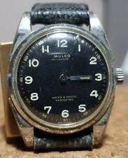 orologio militare Mulco s.a. Eta 1100 funzionante uomo anni 40