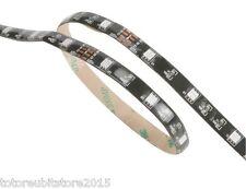 2X Flessibile Strip 30CM DRL LED PER 17 smd 5050 Auto Luce Bianco adesive