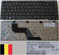 Tastiera Azerty Belga HP Probook 6440B 584233-A41 613384-A41 PK1307E3A14 Nero