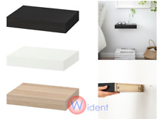 IKEA LACK Wall Shelf Floating Conceal Mounting 11 3/4 x 10 1/4 ""