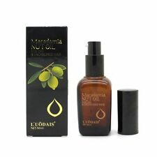 Pure Moroccan Argan Oil Macadamia Nut Oil Hair Care Hair & Scalp Treatment 50ml