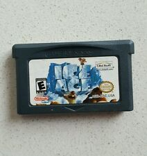 ICE AGE GAMEBOY ADVANCE GAME