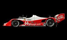 True Scale TSM 1993 Porsche 966 Sebring 12 hr / Snap-On / Diet Coke #66 1:43 •