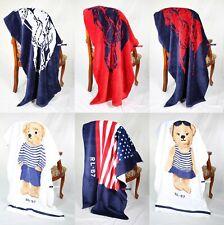 "NWT Ralph Lauren Beach Towels, 100% Cotton, 66"" (L) x 35"" (W)"