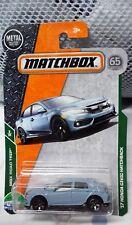 1/64 Matchbox. '71 Honda Civic. Hatchback