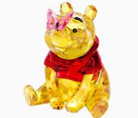 New in Box Swarovski Winnie the Pooh with Butterfly #5282928