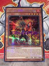 Carte Yu Gi Oh BLAZEMAN, HEROS ELEMENTAIRE WSUP-FR032