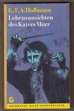 E. T. A. HOFFMANN  =  LEBENSANSICHTEN DES KATERS MURR  =